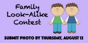 Family Look-Alike Contest